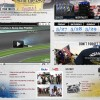 Indy500 website screenshot Here 4U Media